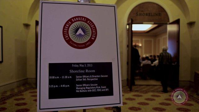 CBA Features Video Highlights from 2013 Annual Convention and Bank Counsel Seminar
