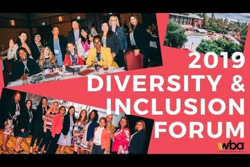 2019 Diversity & Inclusion