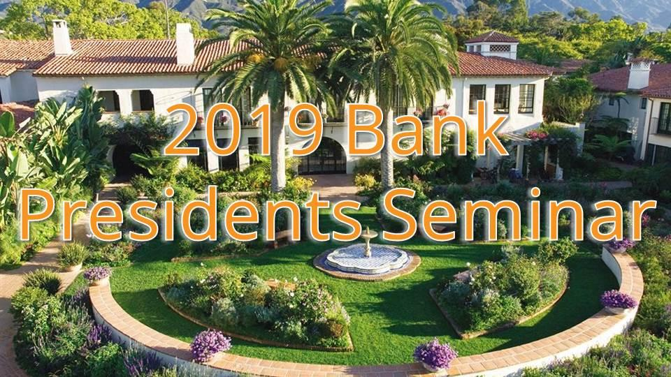 Bank Presidents Seminar Promo Video